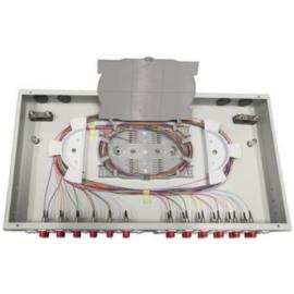 layanan kabel jaringan Fixed type fiber optic patch panel 01